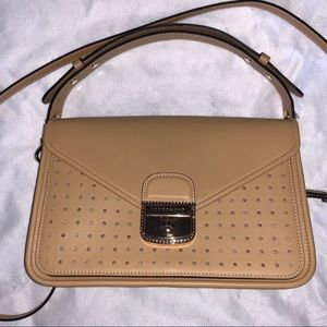 NWT Longchamp Mademoiselle Natural